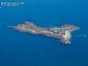 île Dumet vue du ciel