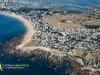 Photo aérienne de Batz-sur-Mer plage Valentin