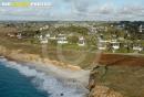 Plouarzel  , Finistère vue du ciel