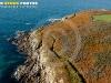 Plouarzel , Bretagne Finistère vue du ciel