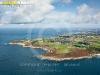 Pointe de Corsen, Plouarzel vue du ciel