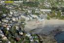 Plougonvelin le Trez Hir , Finistère vue du ciel