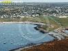 Porspoder, Bretagne Finistère vue du ciel