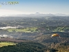 Auvergne vue du ciel , le Pays de Ménat