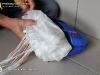 Pliage parachute secours