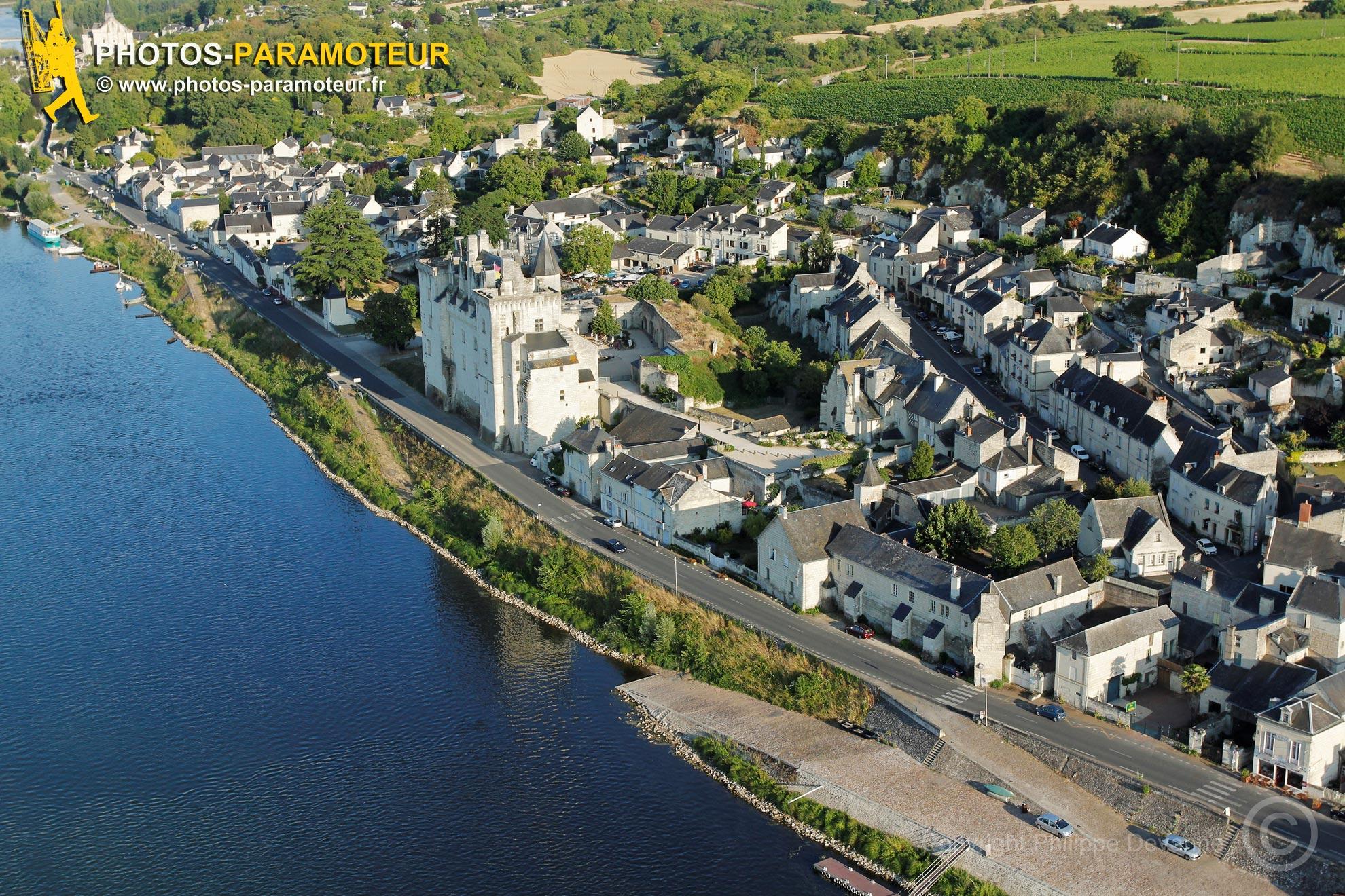 Château de Montsoreau sur Loire 49