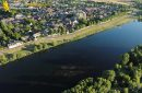 Photo aerienne de Saint-Dyé-sur-Loire
