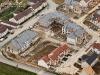Lotissement en construction à  Boissy sous saint yon