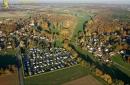 vue aérienne de Vaugrigneuse 91