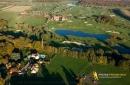 Golf de Courson-Monteloup en Automne